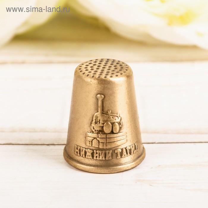 Наперсток сувенирный «Нижний Тагил»