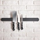 Держатель магнитрный для ножей 55 см