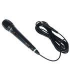 Микрофон караоке DEFENDER MIC-129, кабель 5 м, черный