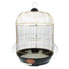 """Клетка для птиц, 33 х 33х53 см, """"золото"""""""