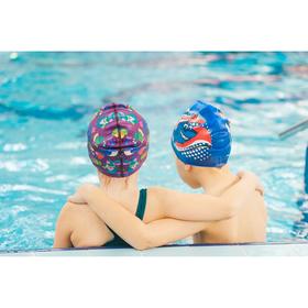 "Swimming cap ""Shark"" nursery, dimensionless"
