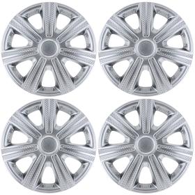 Колпаки колесные R13 DТМ, набор 4 шт.