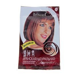 Хна натуральная иранская высший сорт Элитная, красящая, 25 г Ош