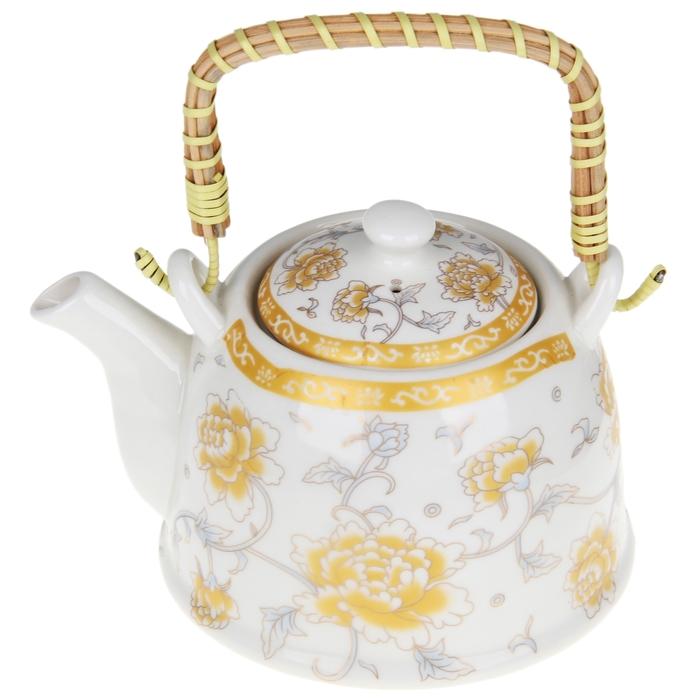 """The tea pot 900 ml """"Golden Bud"""""""