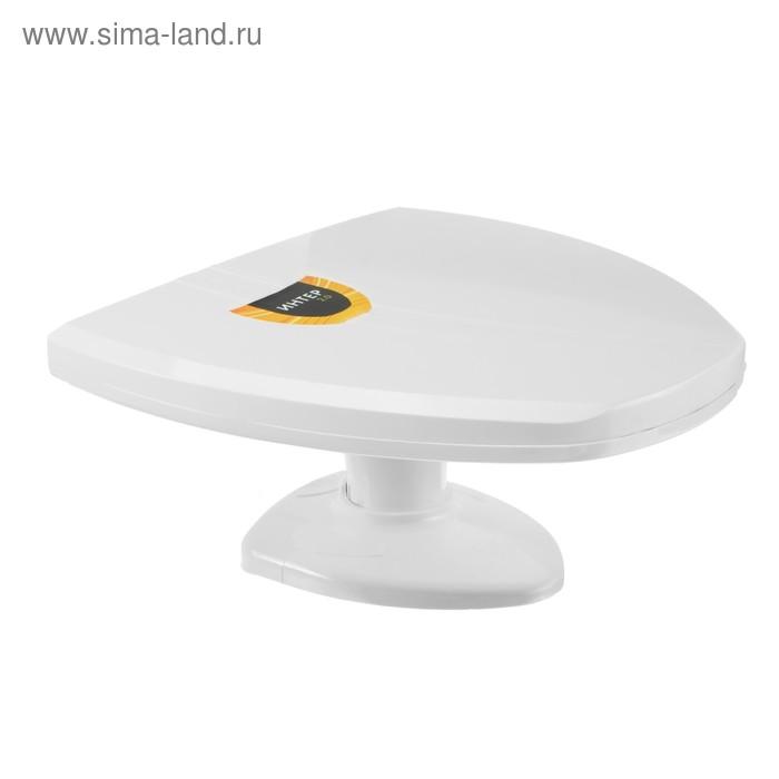 """Антенна """"РЭМО"""" BAS-5320 Интер 2.0, комнатная, активная, 42 дБ, DVB-T, DVB-T2"""