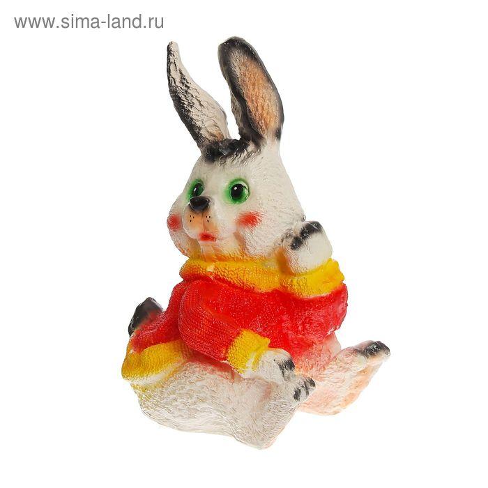 """Копилка """"Заяц в свитере"""" микс"""