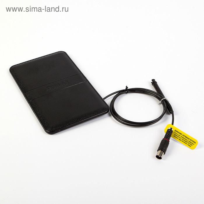 """Антенна """"РЭМО"""" BAS-5101, комнатная, активная, 33 дБ, DVB-T, DVB-T2, аналог"""
