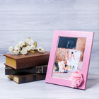 Декоративная фоторамка–панно «Любимой мамочке» с цветами, 15 × 20 см