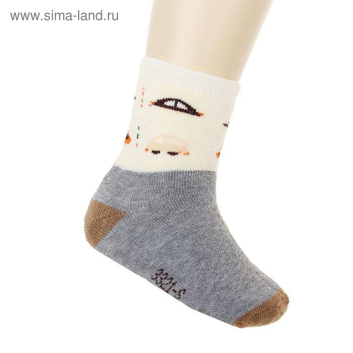 """Носки детские махровые """"Авиатор"""", размер 16-18, цвет МИКС"""