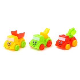 """Machine """"Fun Builder"""", set of 3 pieces"""