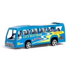 """Inertial bus """"City tour"""", MIX colors"""