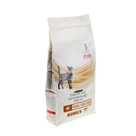Сухой корм PURINA NF диета для кошек при патологии почек, 1.5 кг
