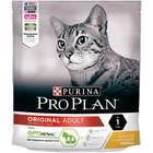 Сухой корм PRO PLAN для кошек, курица/рис, 400 г