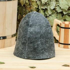 """Bath cap """"Classic"""", gray"""