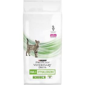 Сухой корм PURINA HA диета для кошек профилактика аллергии, 1.3 кг