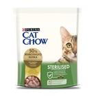 Сухой корм CAT CHOW для стериллизованных кошек, 400 г