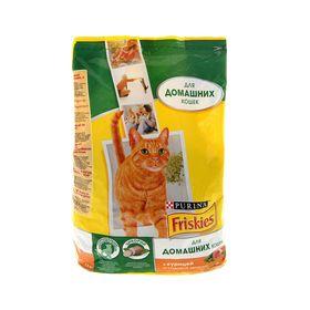 Сухой корм FRISKIES INDOOR для кошек, 1.5 кг