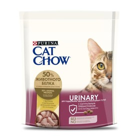 Dry food CAT CHOW for cats, prevention of ICD, 400 g.