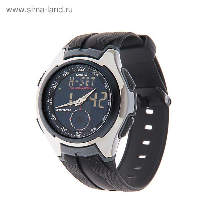 Часы наручные мужские AQ-160W-1B