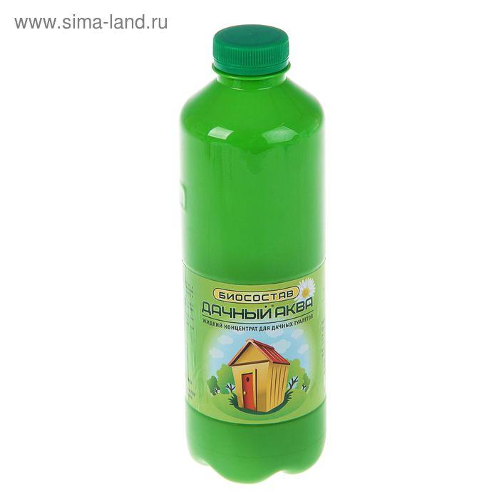 Биосостав Дачный Аква жидкий концентрат 1л