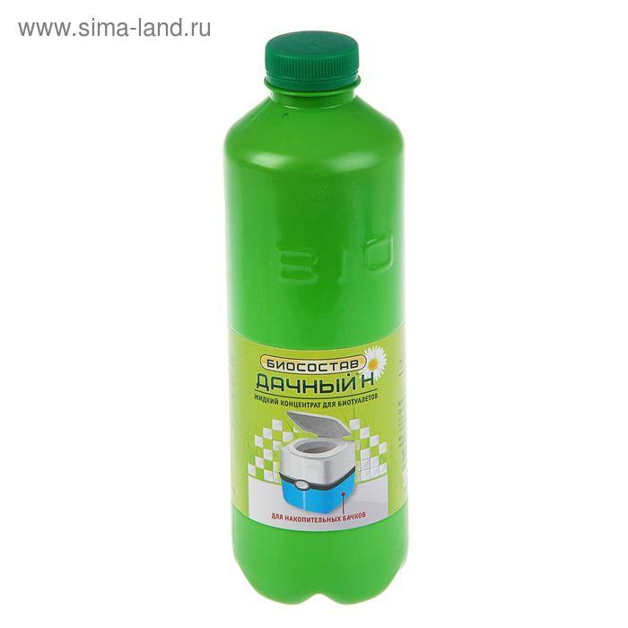 Биосостав Дачный-Н для накопительных баков 1л