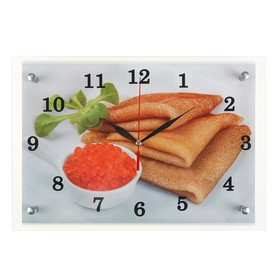 Wall clock, series: Kitchen,