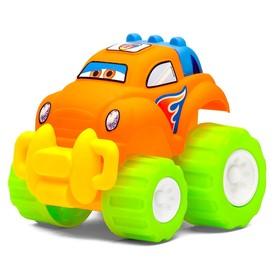 """Machine """"Funny truck"""", a MIX"""