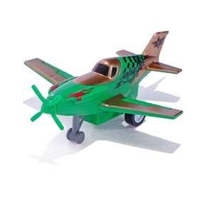 """The inertial plane of the """"Air hero"""" MIX"""