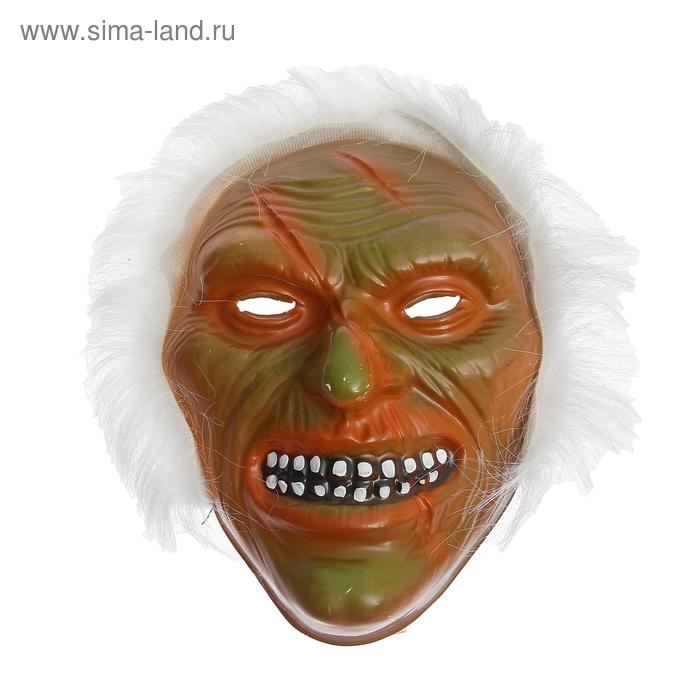 """Карнавальная маска """"Злодей"""""""