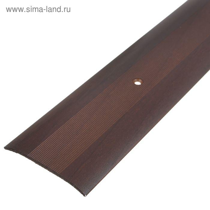 Стык 60мм 1,8м д/перепада 0-40мм (Венге)