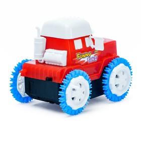 "Machine-Changeling ""Fun truck"", MIX colors"