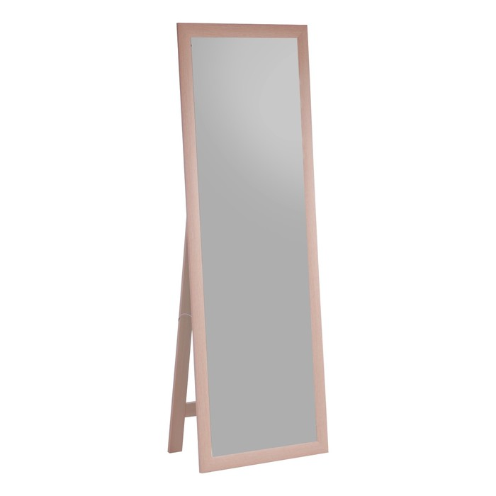 Mirror outdoor, color light oak, 63×180 cm