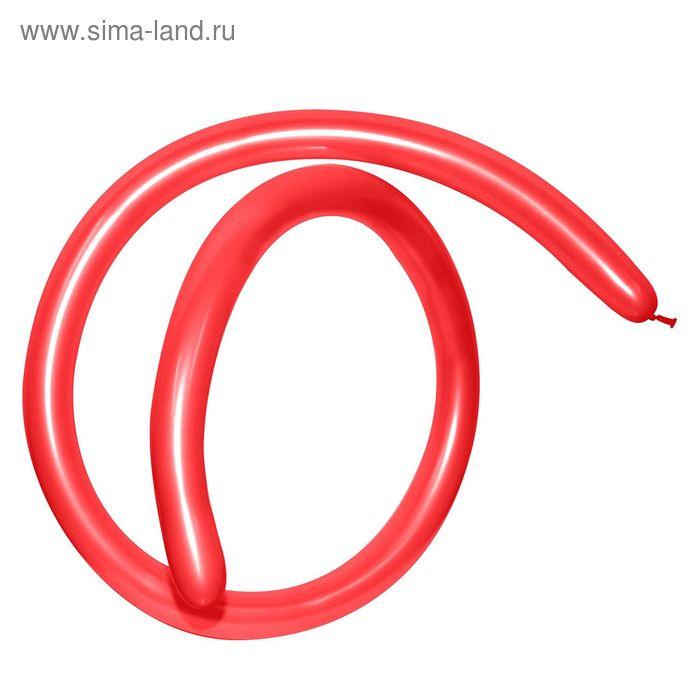 Шар для моделирования 260, металл, набор 100 шт., цвет красный