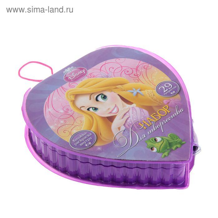 """Подарочный набор 29 предметов Disney """"Принцессы"""""""
