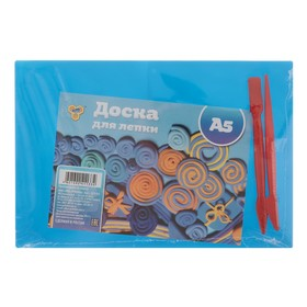 Modeling board A5, color, 2 stacks (small)