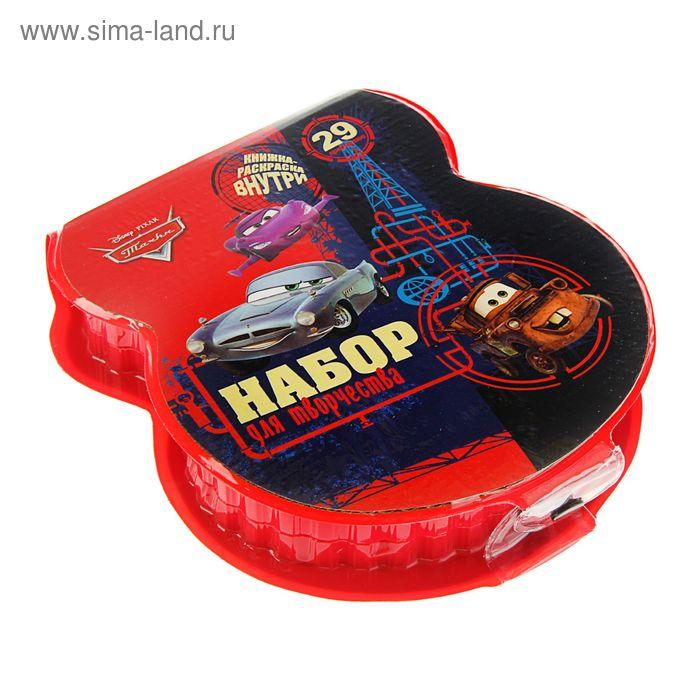 """Подарочный набор 29 предметов Disney """"Тачки-2"""""""