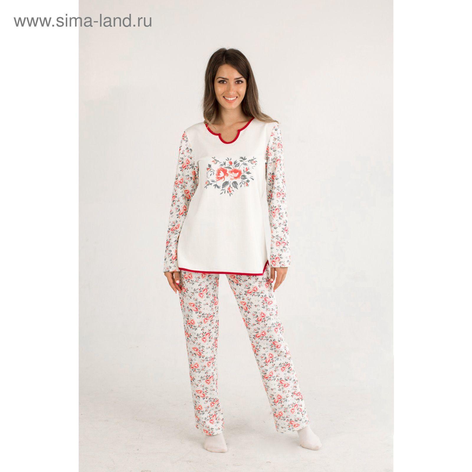 855a776b7471644 Пижама женская (джемпер, брюки)