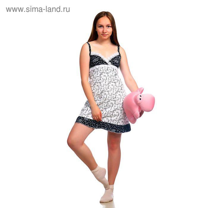 Сорочка женская Мария МИКС, р-р 44