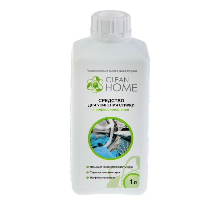Means for enhancing washing Clean home professional, 1l.