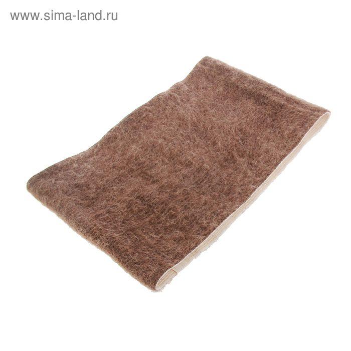 Пояс из верблюжьей шерсти «Leonarda», размер XXL, 1 шт.