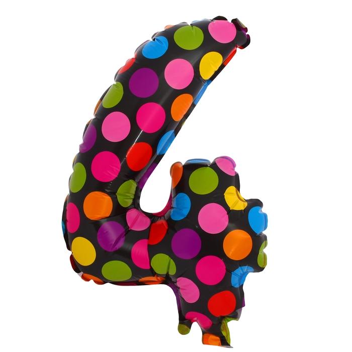 """Ball plastic 18"""" Figure 4, peas"""