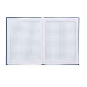 A5 business notebook, 80 sheets