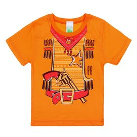 "Boy's t-shirt Collorista ""Cowboy"" growth 74-80 cm (26), 9-12 months"