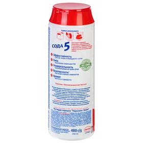 Чистящее средство Пемолюкс порошок Лимон, 480 г - фото 7392741