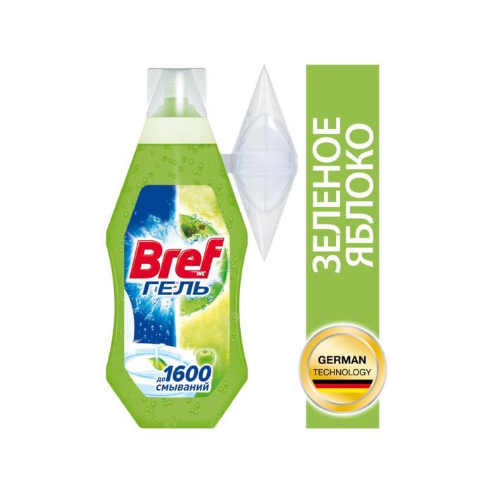 "Средство для унитаза Bref WC-Gel ""Зеленое яблоко"" 360 мл"
