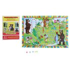 Настольная игра «Маша и Медведь»