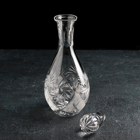 Decanter for wine without a handle 500 ml