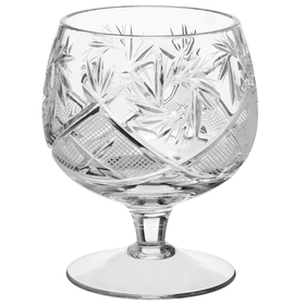 A set of glasses for brandy 300 ml