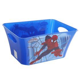 Корзина для игрушек 'Человек-Паук', 5 л, цвет синий Ош