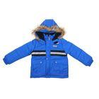 Куртка для мальчика, рост 122 см (64), цвет голубой